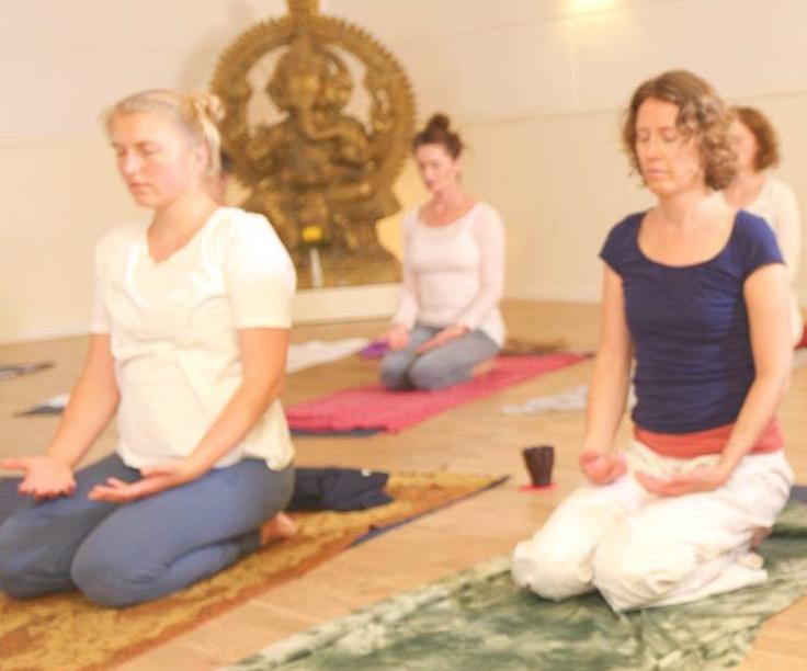 Yoga An Himmelfahrt